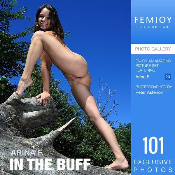 FemJoy Fem Joy - 2019-08-12 - Arina F. - In The Buff - By Peter Astenov 101 3334X5000