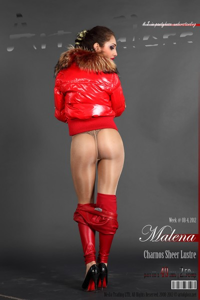 Art of Gloss - 2012 Week 08-4 - Malena  Charnos Sheer Lustre Part Iii 49 1310X1966