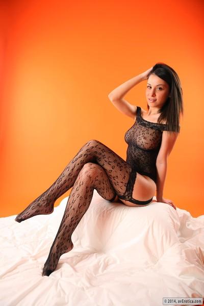 AvErotica - 2014-07-04 - Jasmin - Black Lingerie
