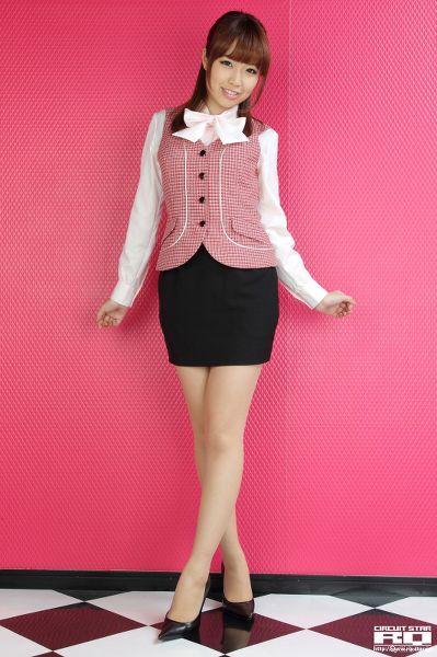 RQ-STAR NO.0612 Minori Yamaoka 山岡実乃里 Office Lady