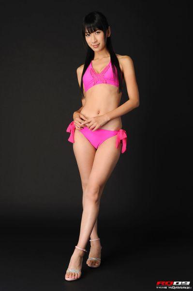 RQ-STAR NO.0213 Hiroko Yoshino よしのひろこ Swim Suits – Pink