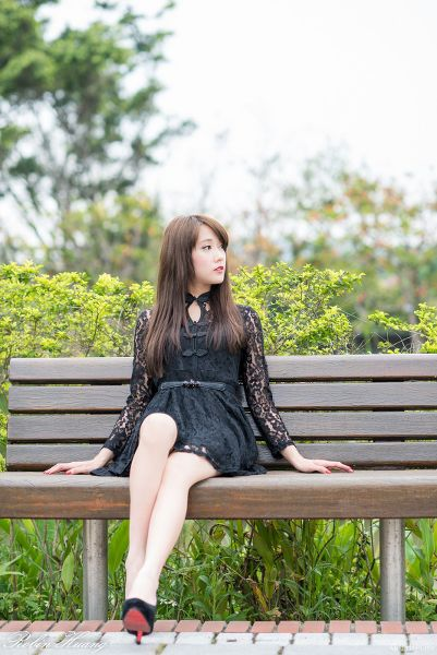 妞妞(Neo Li) 林安泰古厝&新生公園