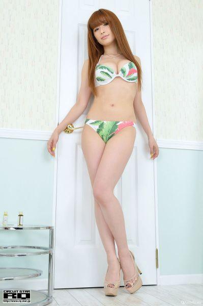 RQ-STAR NO.0814 Ayaka Arima 有馬綾香 Swim Suits