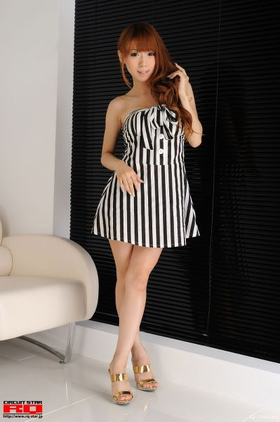 RQ-STAR NO.0397 Yue Fujisaki 藤崎ゆえ Private Dress