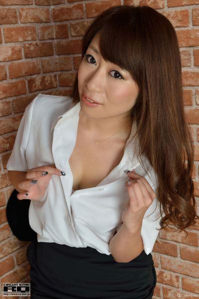 RQ-STAR NO.0694 Yuuka Hasebe 长谷部佑香 Office Lady
