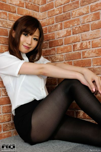 RQ-STAR NO.0663 Aoi Shirakawa 白河あおい Office Lady