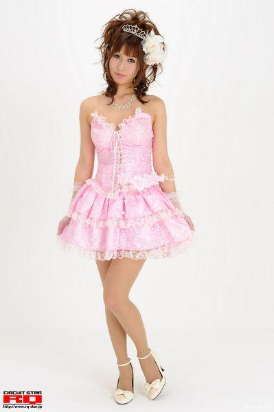 RQ-STAR NO.0264 You Akasaka 赤阪陽 Private Dress