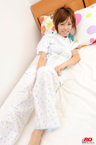 RQ-STAR NO.0087 Izumi Morita 森田泉美 Pajamas