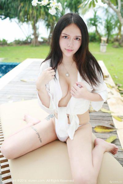 XIUREN 秀人网 2016.07.29 NO.568 李雪婷Anna