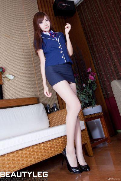 BeautyLeg 高清图像 2014-08-18 No.1015 Chu