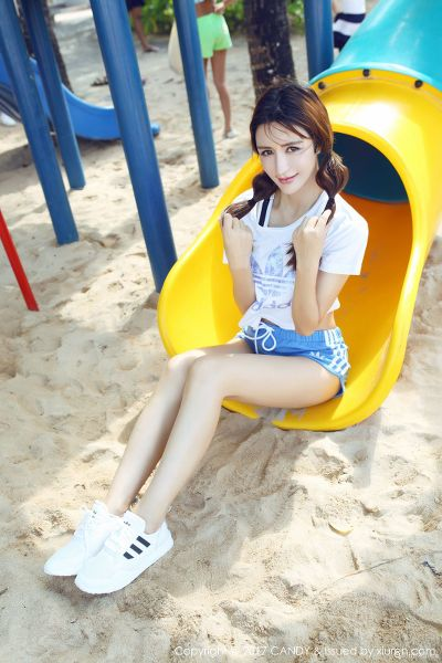 CANDY 糖果画报 2017.07.03 VOL.024 伊莉娜