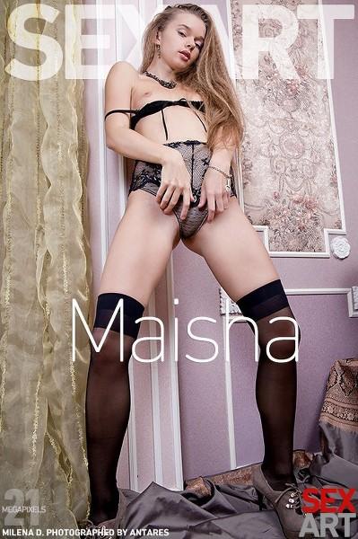 2016-11-19 - Milena D - Maisna - By Antares