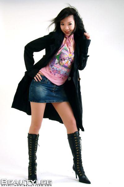 BeautyLeg 高清图像 2006-03-28 No.064 Debby