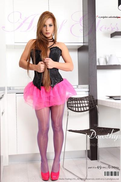 ArtOfGloss - 2013 Week 08-4 - Dorothy  Platino Cleancut 15 Part Ii