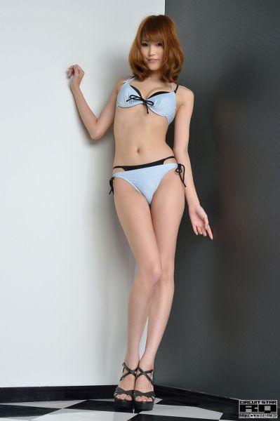 RQ-STAR NO.1059 Aya Matsubayashi 松林彩 Swim Suits