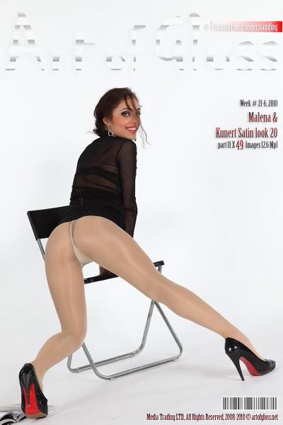 Art of Gloss - 2010 Week 21-6 - Malena  Kunert Satin Look 20 Part Ii 49 1310X1966