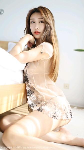 MyGirl美媛馆 2019-07-26 VOL.375 奈美nana [63+1P-115.1M]