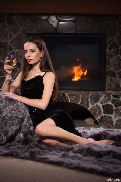 MetArt - 2019-01-28 - Debora A - Feel The Heat - By Karl Sirmi