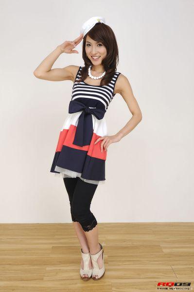 RQ-STAR NO.0136 Chisaki Takahashi 高橋千咲姫 Private Dress