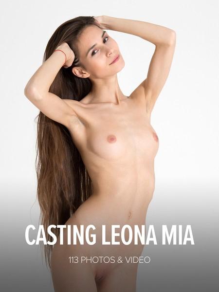Watch4Beauty - 2018-10-13 - Leona Mia - Casting Leona Mia