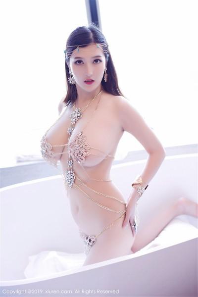 XIUREN 秀人网 2019.04.22 NO.1409 双笙Alina