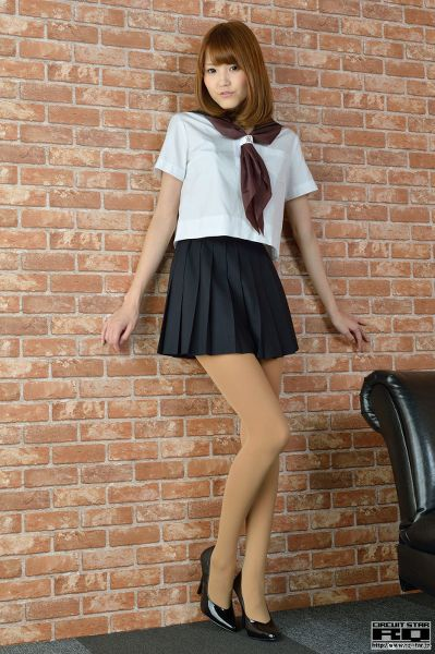RQ-STAR NO.1061 Aya Matsubayashi 松林彩 School Girl