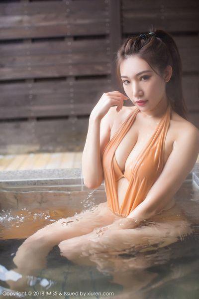 IMISS 爱蜜社 2018.07.25 VOL.270 小狐狸Kathryn