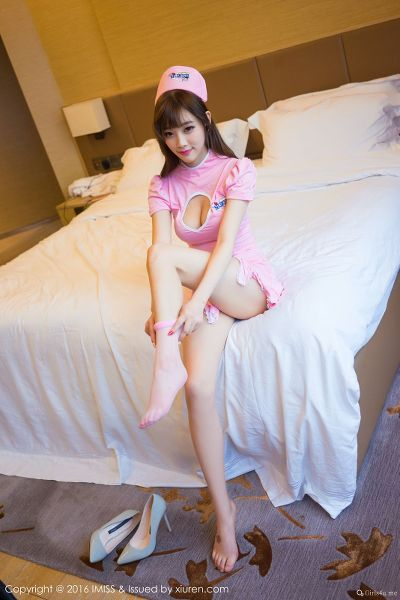 IMISS 爱蜜社 2016.05.25 VOL.093 sugar小甜心CC