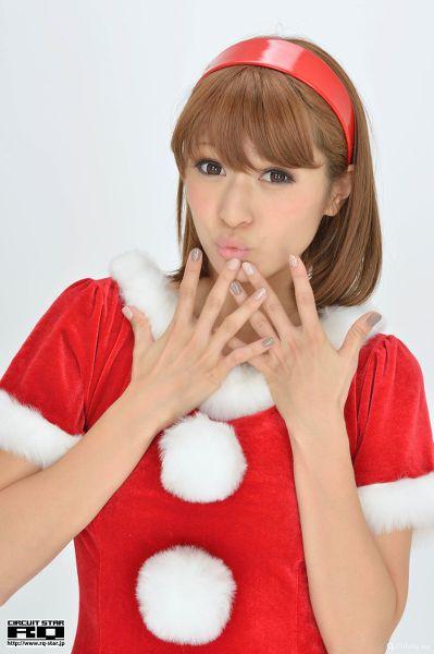 RQ-STAR NO.0732 Mai Shibahara 柴原麻衣 Merry Christmas