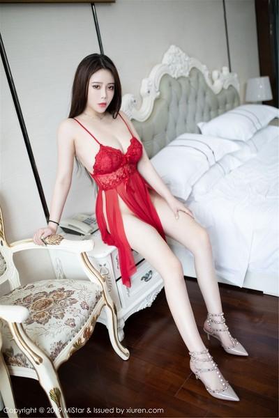 MiStar 魅妍社 2019.04.30 VOL.285 Miki兔
