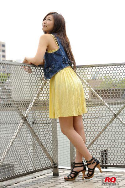 RQ-STAR NO.0035 Saeka Tanaka 田中冴花 Private Dress