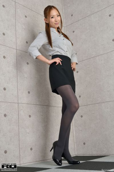 RQ-STAR NO.0991 Yui Iwasaki 岩崎由衣 Office Lady
