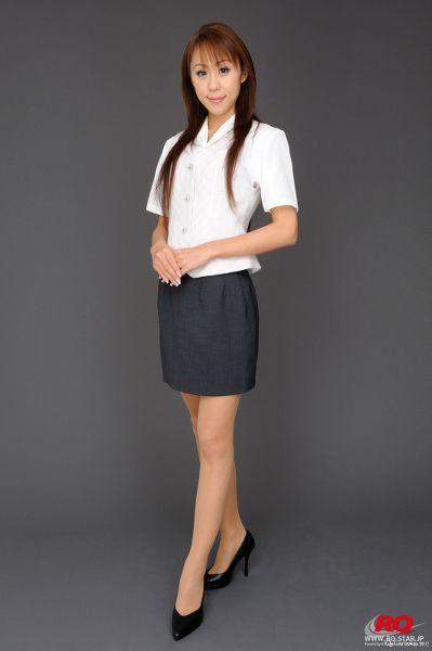 RQ-STAR NO.1082 Mika Yokobe 横部実佳 Office Lady