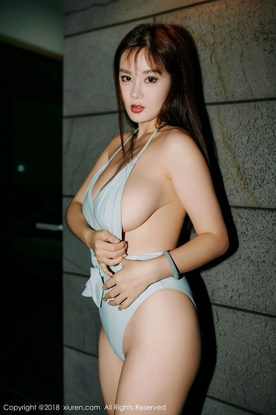 XIUREN 秀人网 2018.11.02 NO.1216 易阳Silvia