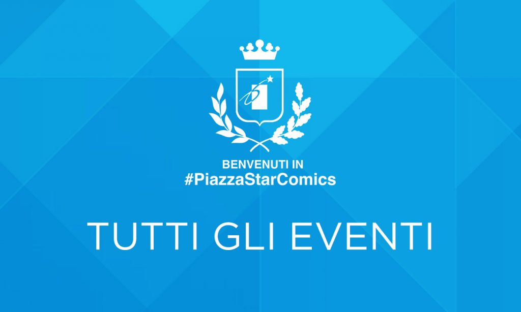 piazza star comics eventi