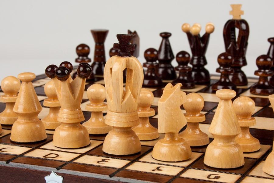 Dojazd naturniej szachowy