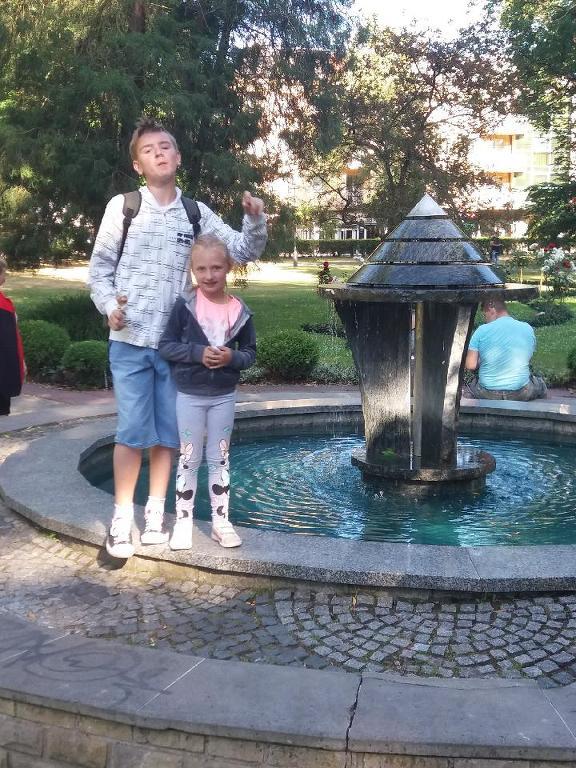 Międzyzdroje witają mieszkańców Turowa…