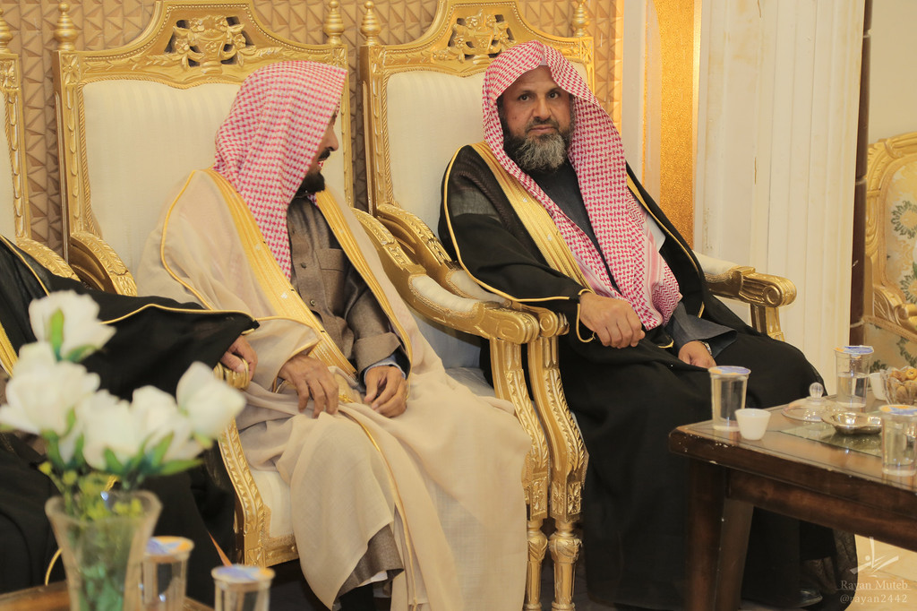 زواج عبدالعزيز عبدالرحمن القفاري الخميس