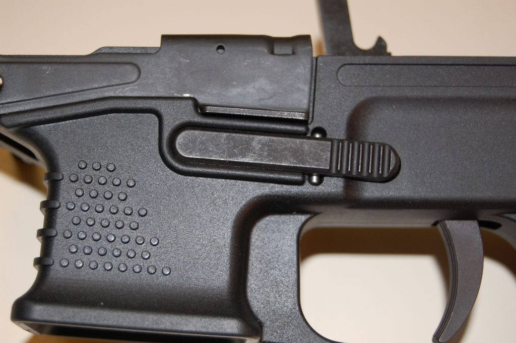 STRIBOG SP9A1 - AR15 COM