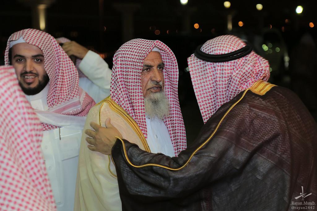 أفراح الحسينان والضبيعي (زواج عبدالله