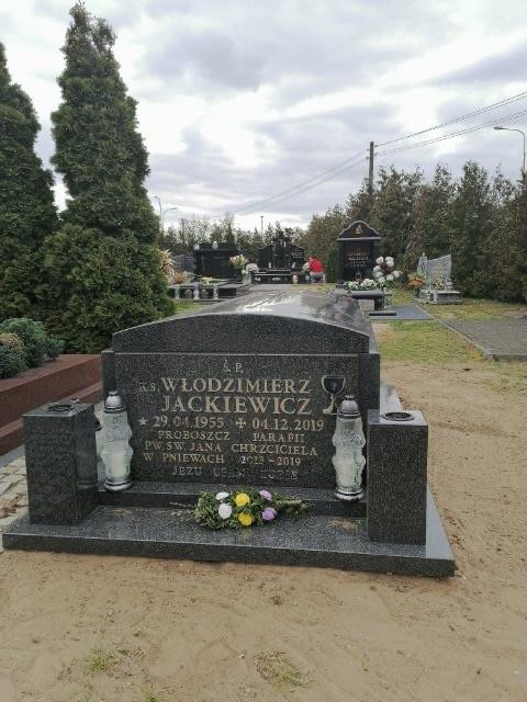 Pamięci ks.Włodzimierza Jackiewicza