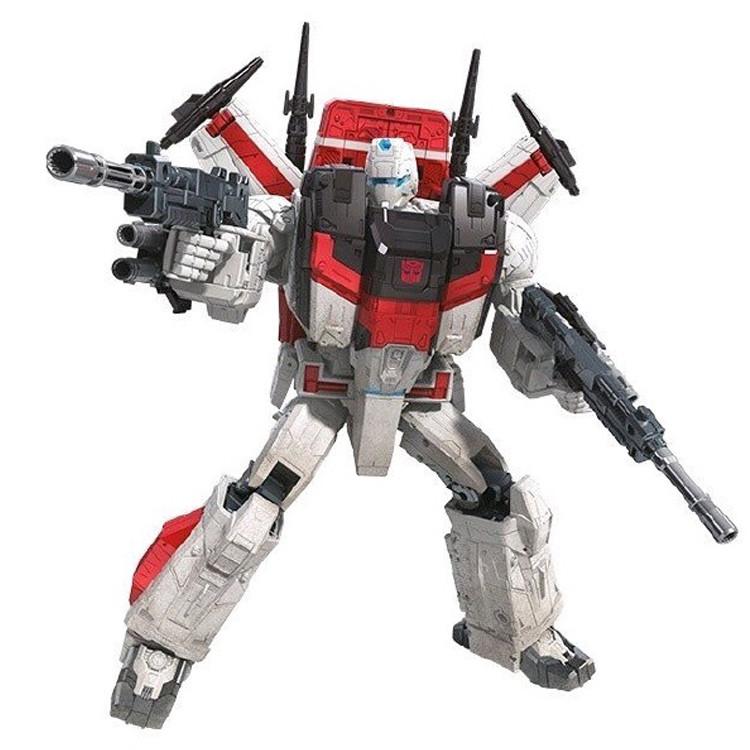 Transformers Siege Jetfire Skyfire 30 CM Action Figur Hasbro Offiziell Spielzeug