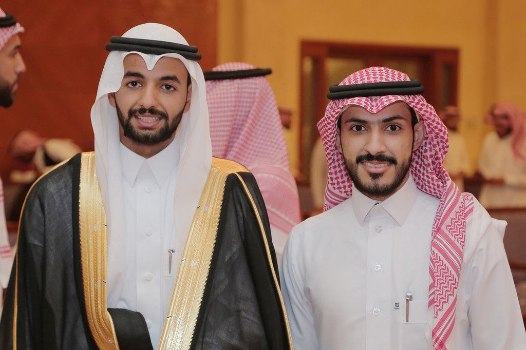 أفراح العيدي والمضيان (زواج عبدالملك