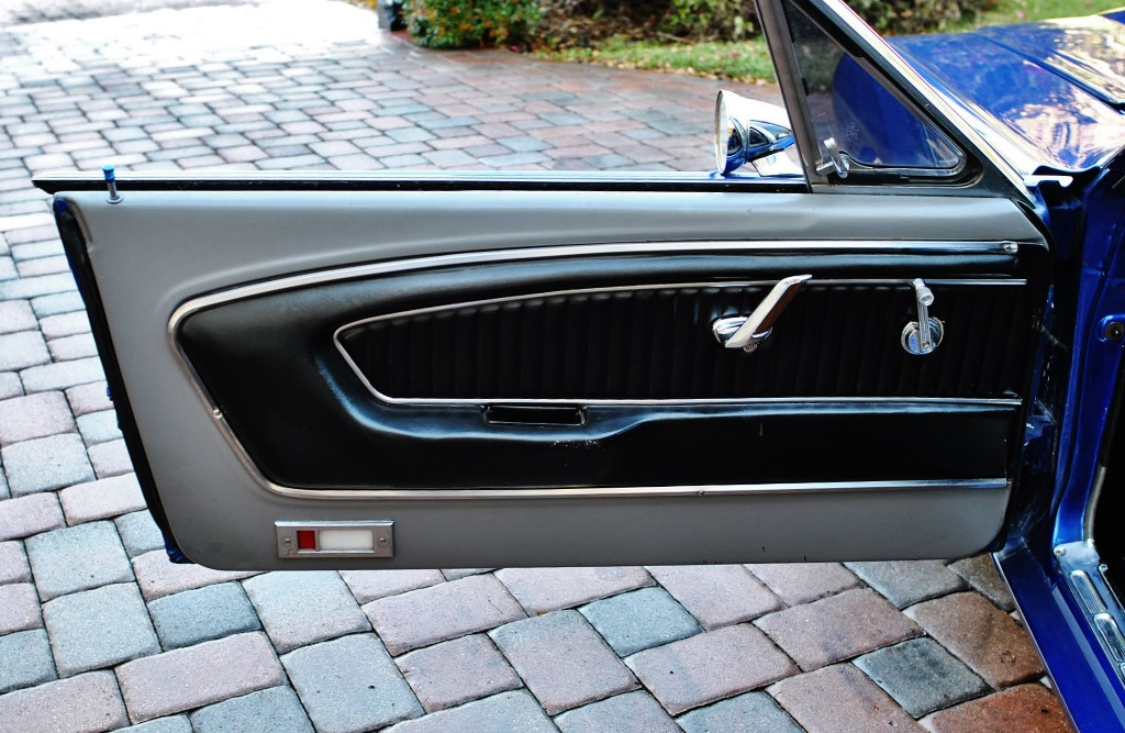1966 Ford Mustang Fastback 289 V8 5-Speed Shelby Tribute: HiPo Heads Performance Intake Subframe Connectors Traction Bars