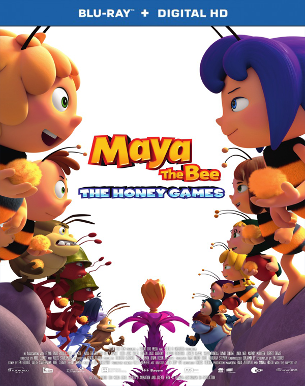 Maya The Bee: The Honey Games (2018) [REMUX] *1080p BluRay