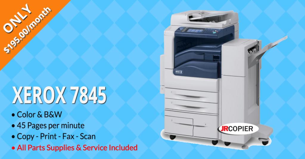 Xerox 7855