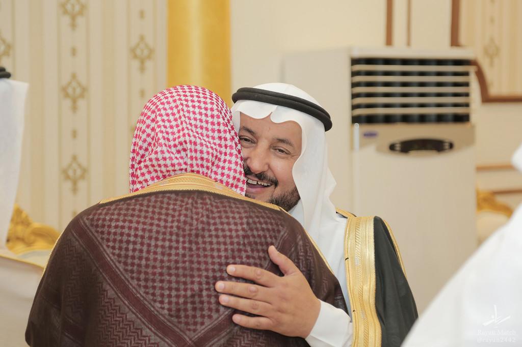 أفراح النجيدي والقسومي (زواج محمد