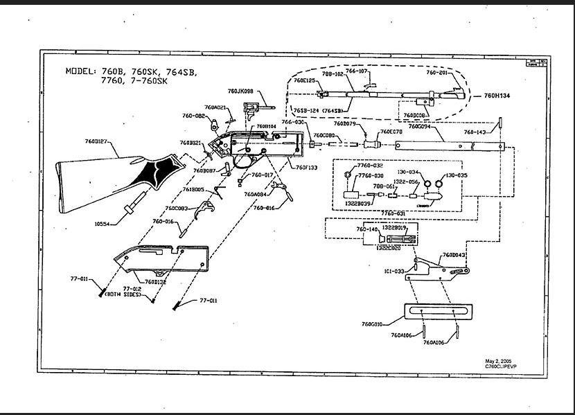 daisy powerline 922 parts diagram