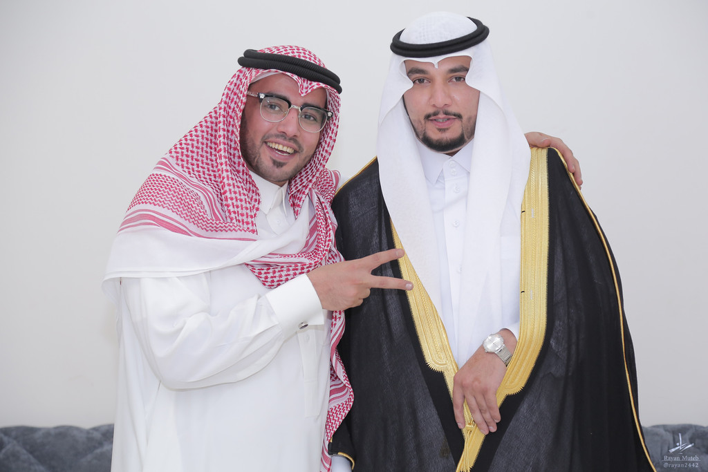 زواج عبدالله سليمان الذياب الخميس