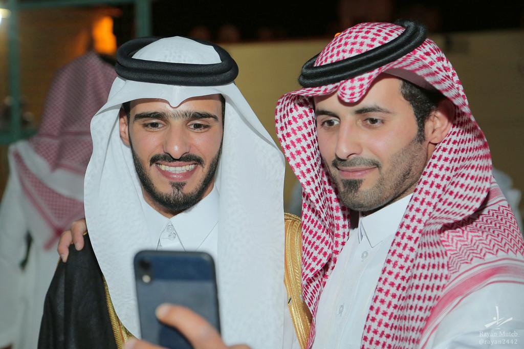 أفراح السعود والدبيخي (زواج احمد